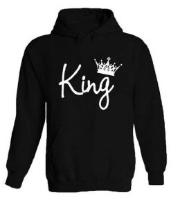 King Queen hoodie KH01