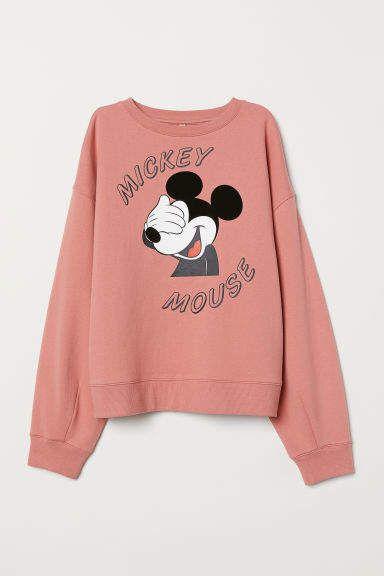 Micky Mouse Sweatshirt LP01