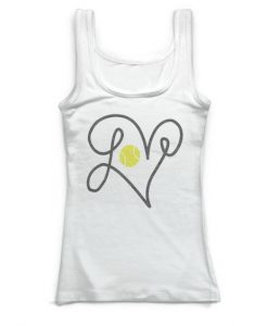 Tennis Fitted TankTop ZK01