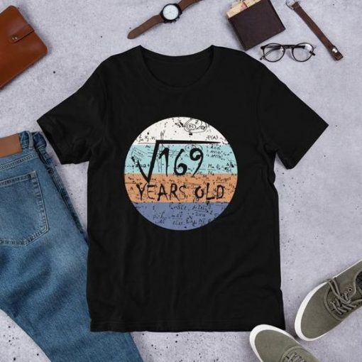 169 Years Old T-Shirt SR01