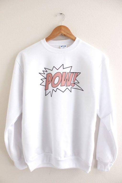 Pow Sweatshirt SR01