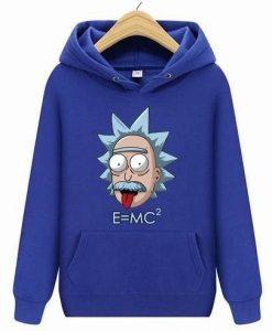 Rick Morty Suprem Hoodie FD01