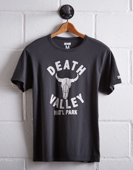 Tailgate Men's Death Valley T-Shirt KH01