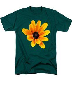 Yellow Flower T-shirt KH01
