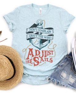 Adjust the Sails Tshirt FD01