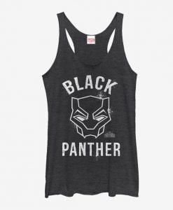 Black Panther Tank Top FD01