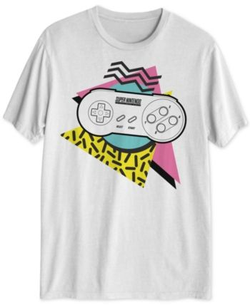 90's Nintendo Men's T-Shirt VL01