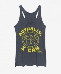 Actually I Can Tanktop VL01