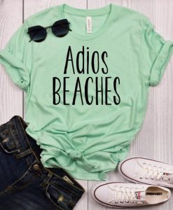 Adios Beaches T-Shirt FR
