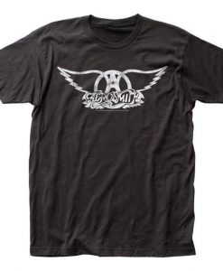 Aerosmith Logo T-Shirt EL01