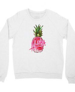 Aloha Pineapple Sweatshirt SR01