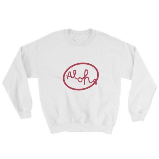 Aloha Sweatshirt SR01
