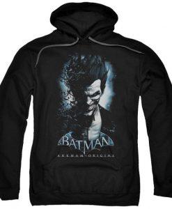 Batman Arkham Origins Hoodie AZ01