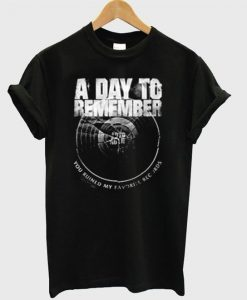 A day To Remember Tshirt N15EL