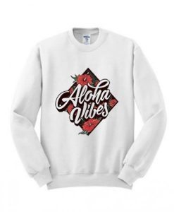 Aloha Vibes Sweatshirt FD21N