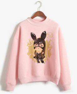 Ariana Cat Women Sweatshirt FD30N