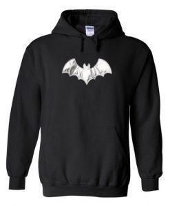 Bat Print Hoodie N22VL