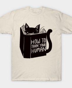 Your Human T-Shirt N27SR