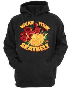 Your Seatbelt Hoodie N26SR