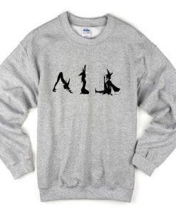 yoga sweatshirt AY21N