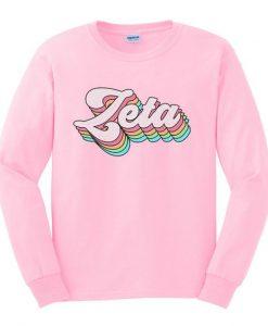 zeta sweatshirt AY21N