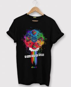 A Head Full Of Dreams T shirts FD4D