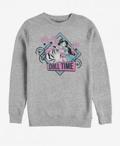 Aladdin Jasmine Chill Sweatshirt FD4D