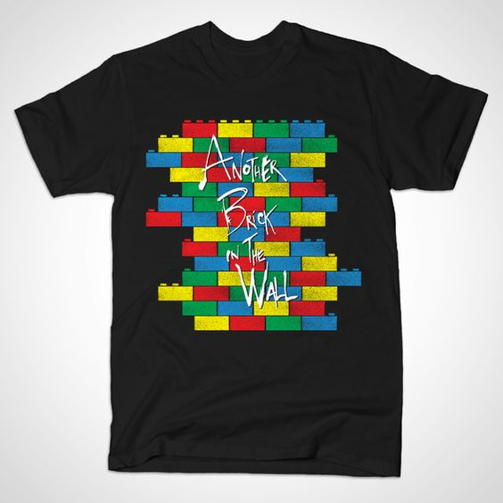 Brick in the Wall T-Shirt RD27D