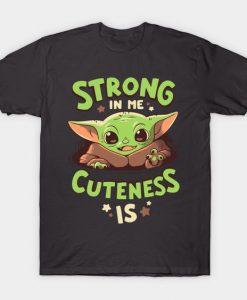 Yoda Baby T-Shirt SR3D