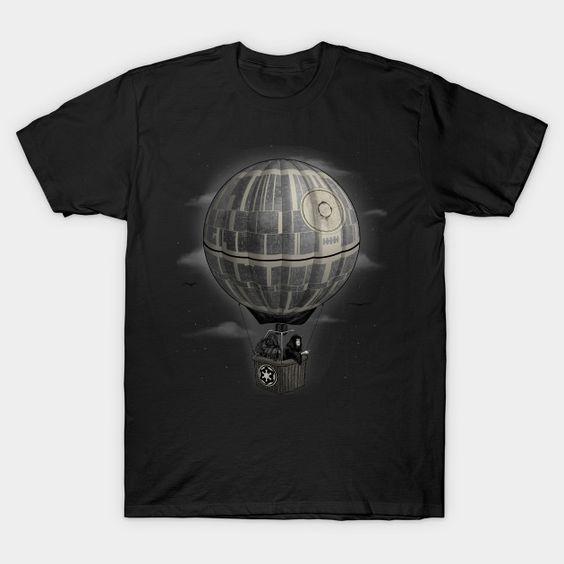 air balloon t-shirt DL30D