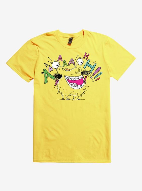 Aaahh!!! Real Monsters T-Shirt DL20J0