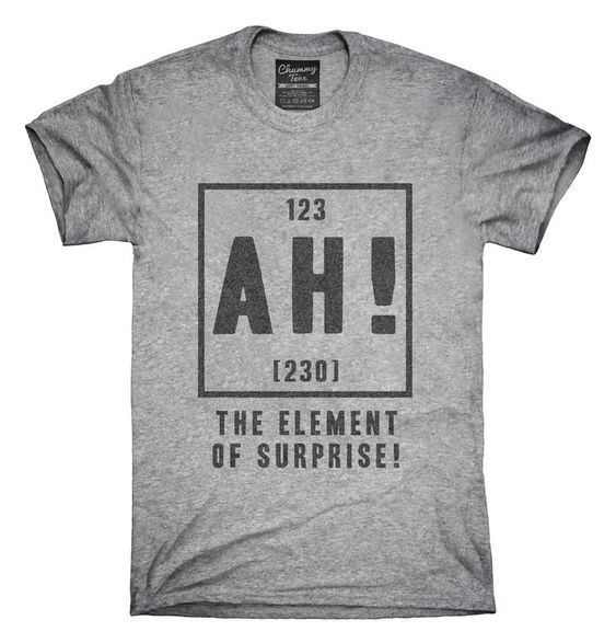 Ah The Element T-Shirt MQ18J0