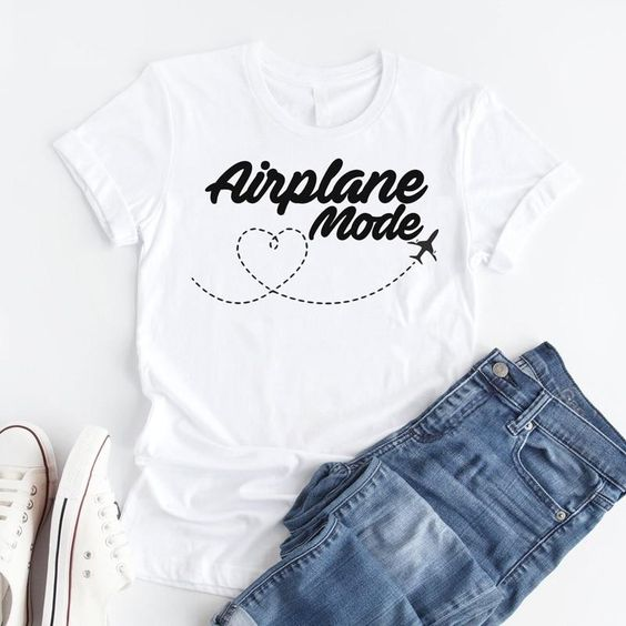 Airplane Mode T-Shirt DL20J0