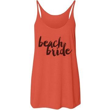 Beach Bride Tanktop ND24J0