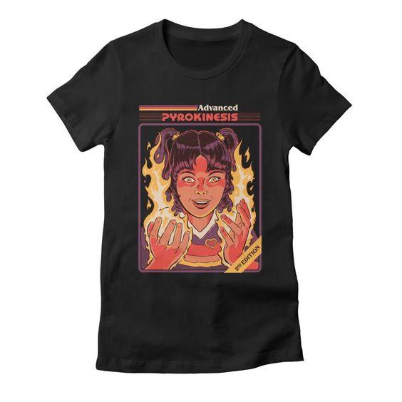 Advanced Pyrokinesis T-Shirt DL14F0
