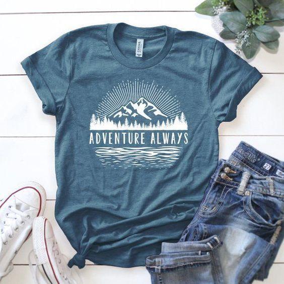 Adventure Always T-Shirt DL14F0