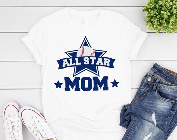 All Star Baseball T-Shirt ND4F0