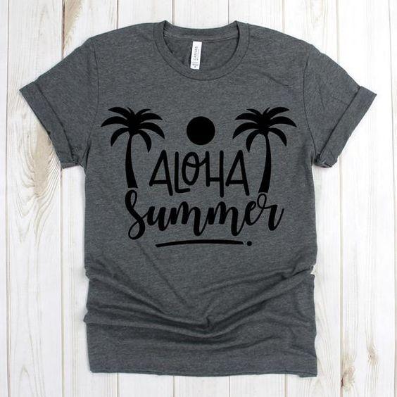 Aloha Summer T-Shirt DL05F0