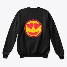 Heart Eyes Sweatshirt EL5F0
