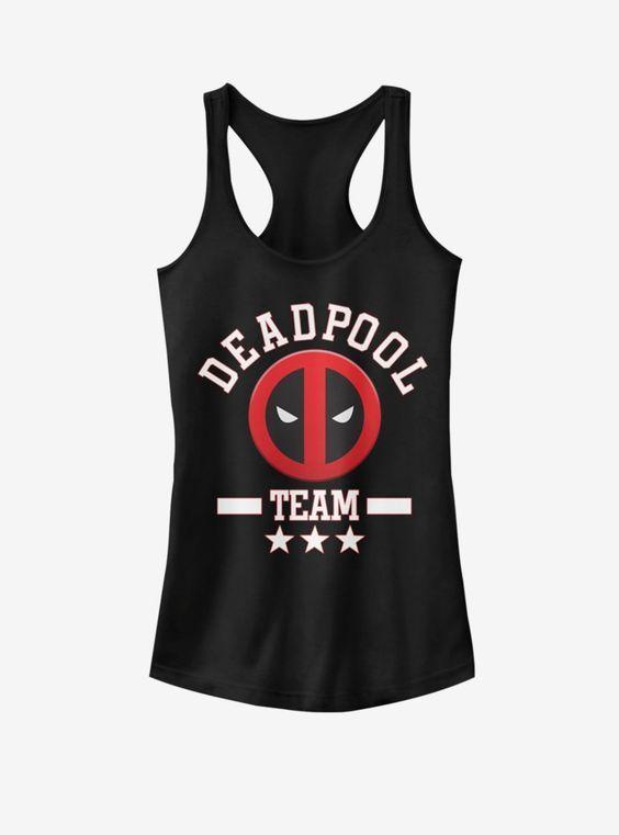 Deadpool Team Tank top SP23M0