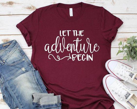 Adventure T Shirt SE23A0