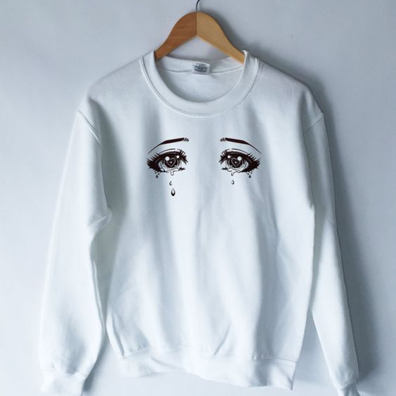 Anime Eyes Sweatshirt TY17A0