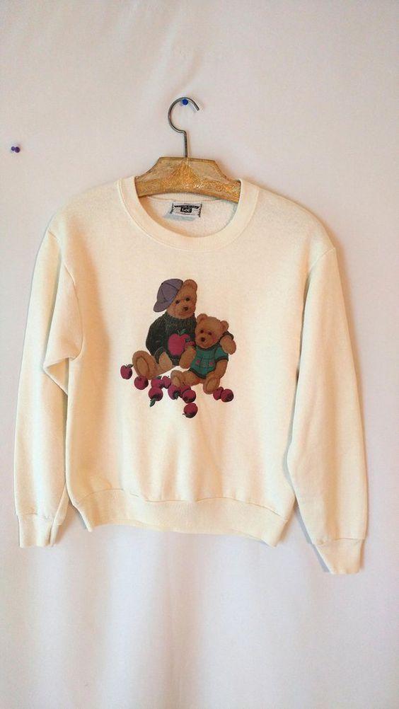 Bear Sweatshirt TY17A0