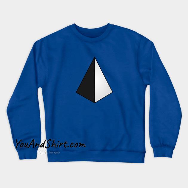 Piramid Shape Sweatshirt AL25N0