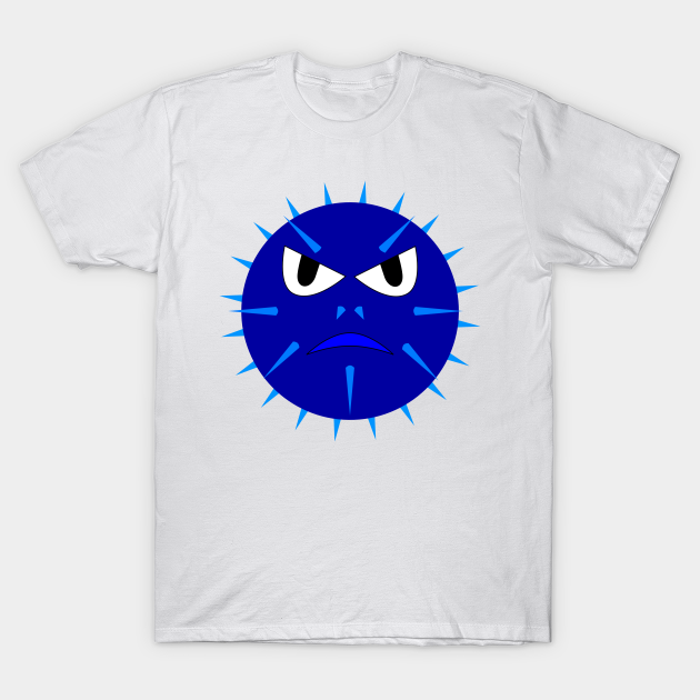 Virus Evil Cool T-Shirt AL6N0