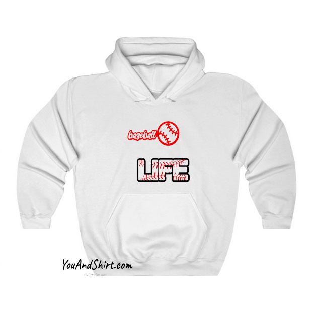 Baseball Life Hoodie SA15JN1