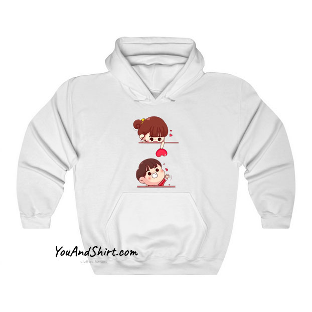 Lovers Couple hoodie SY25JN1