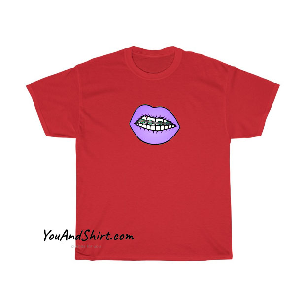 Mouth Sexy t shirt SY13JN1