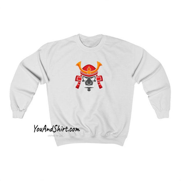 Old Samurai sweatshirt SY13JN1