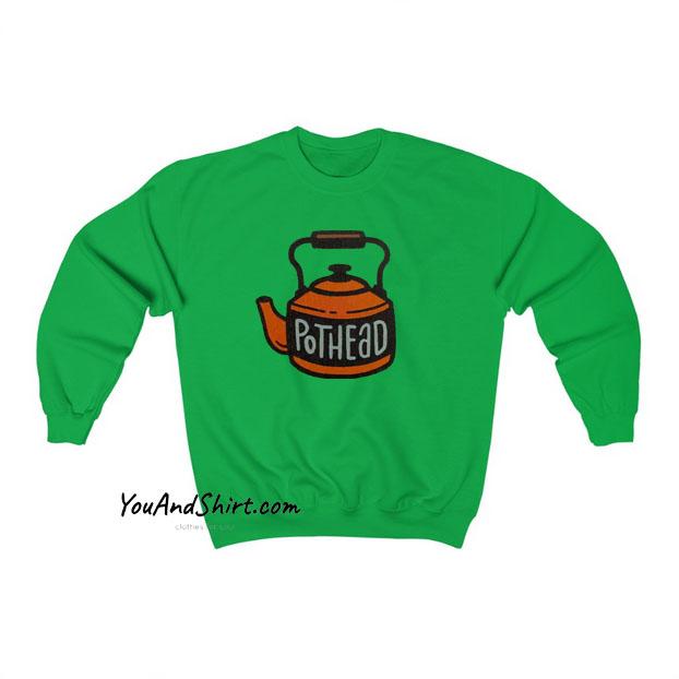 Pothead sweatshirt SY25JN1